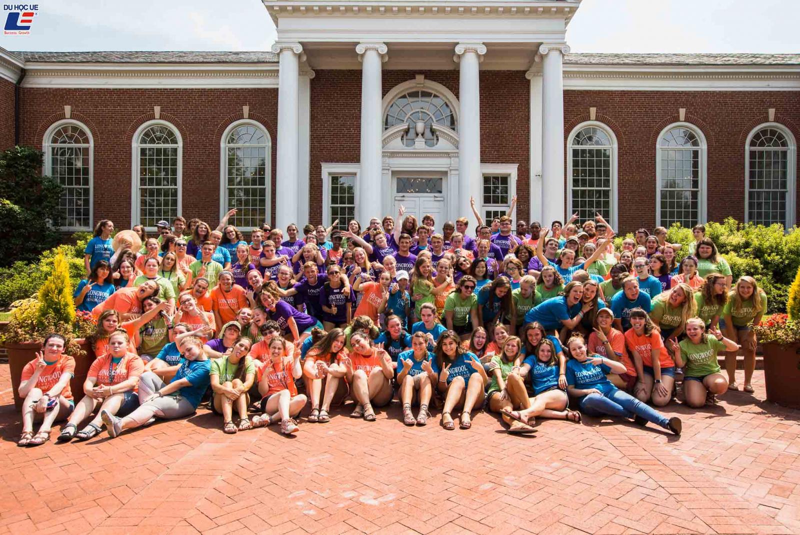 Triển lãm giáo dục Mỹ_Học bổng du học các nước, mùa thu 2019 - Longwood University 2