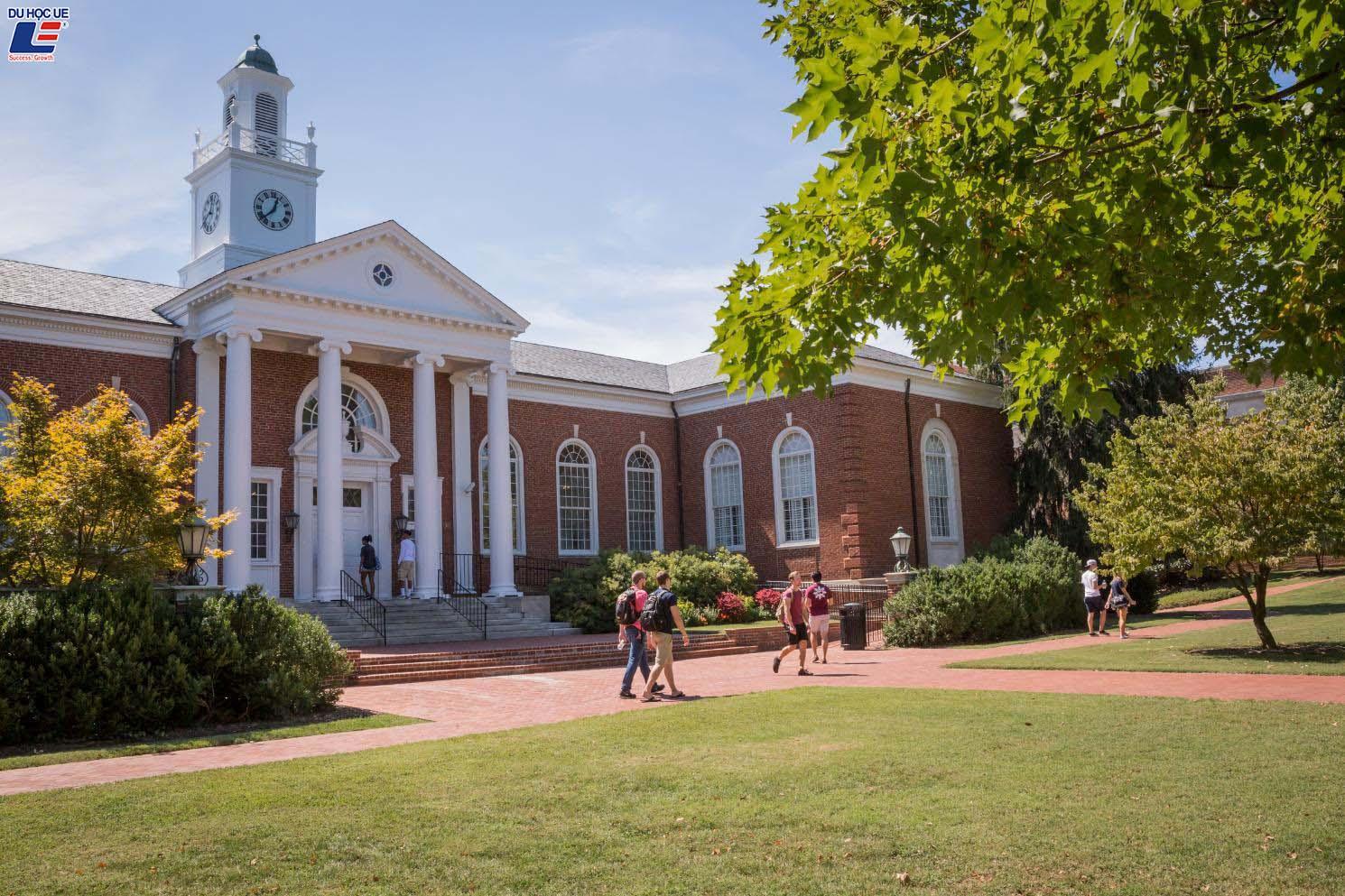 Triển lãm giáo dục Mỹ_Học bổng du học các nước, mùa thu 2019 - Longwood University