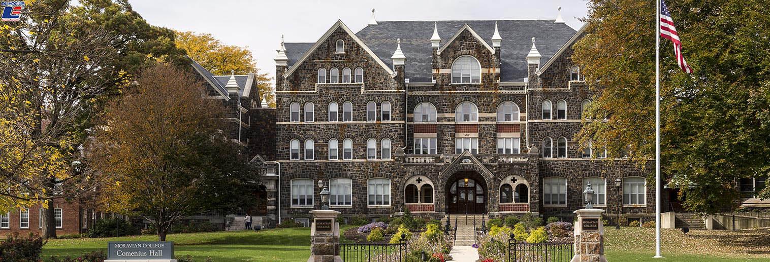 Triển lãm giáo dục Mỹ_Học bổng du học các nước, mùa thu 2019 - Moravian College