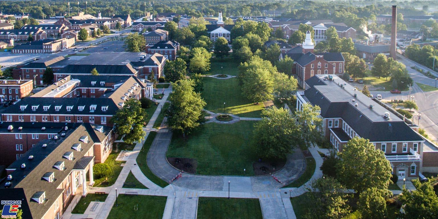 Triển lãm giáo dục Mỹ_Học bổng du học các nước, mùa thu 2019 - Tennessee Tech University