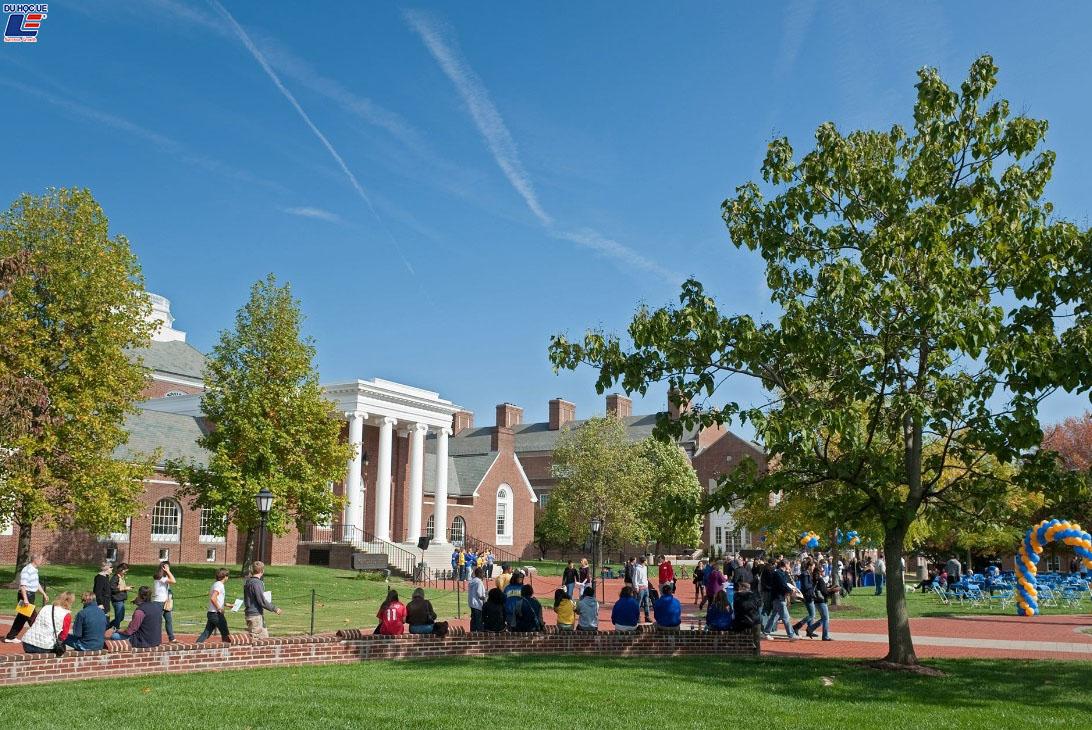 Triển lãm giáo dục Mỹ_Học bổng du học các nước, mùa thu 2019 - University Of Delaware 2