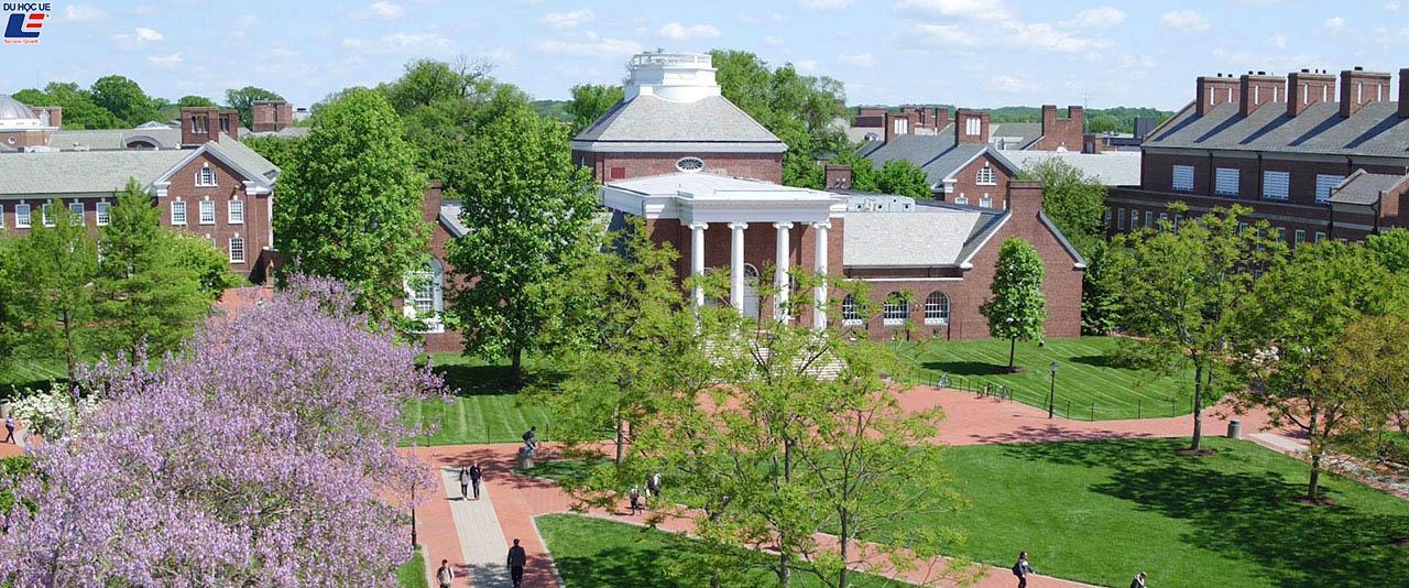 Triển lãm giáo dục Mỹ_Học bổng du học các nước, mùa thu 2019 - University Of Delaware