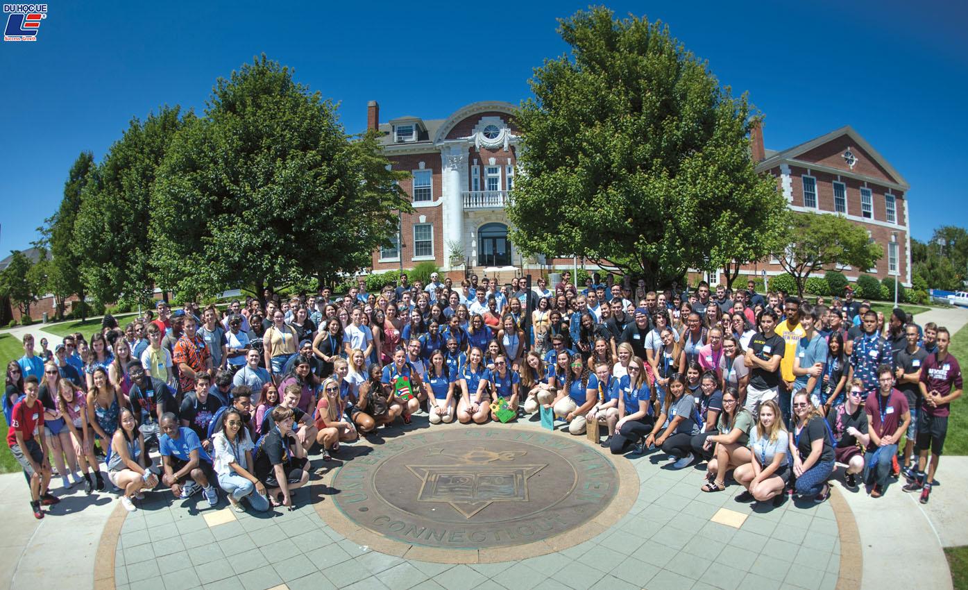 Triển lãm giáo dục Mỹ_Học bổng du học các nước, mùa thu 2019 -University Of New Haven 2