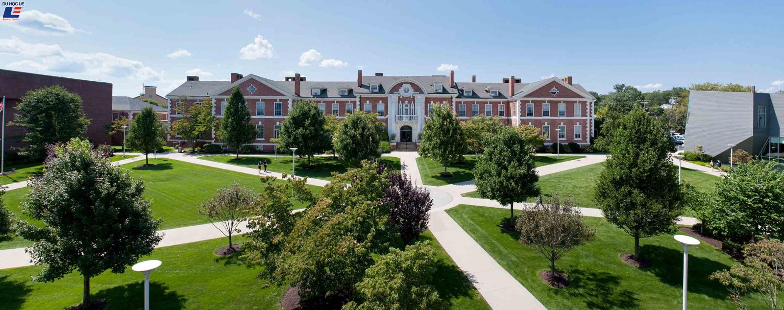 Triển lãm giáo dục Mỹ_Học bổng du học các nước, mùa thu 2019 -University Of New Haven