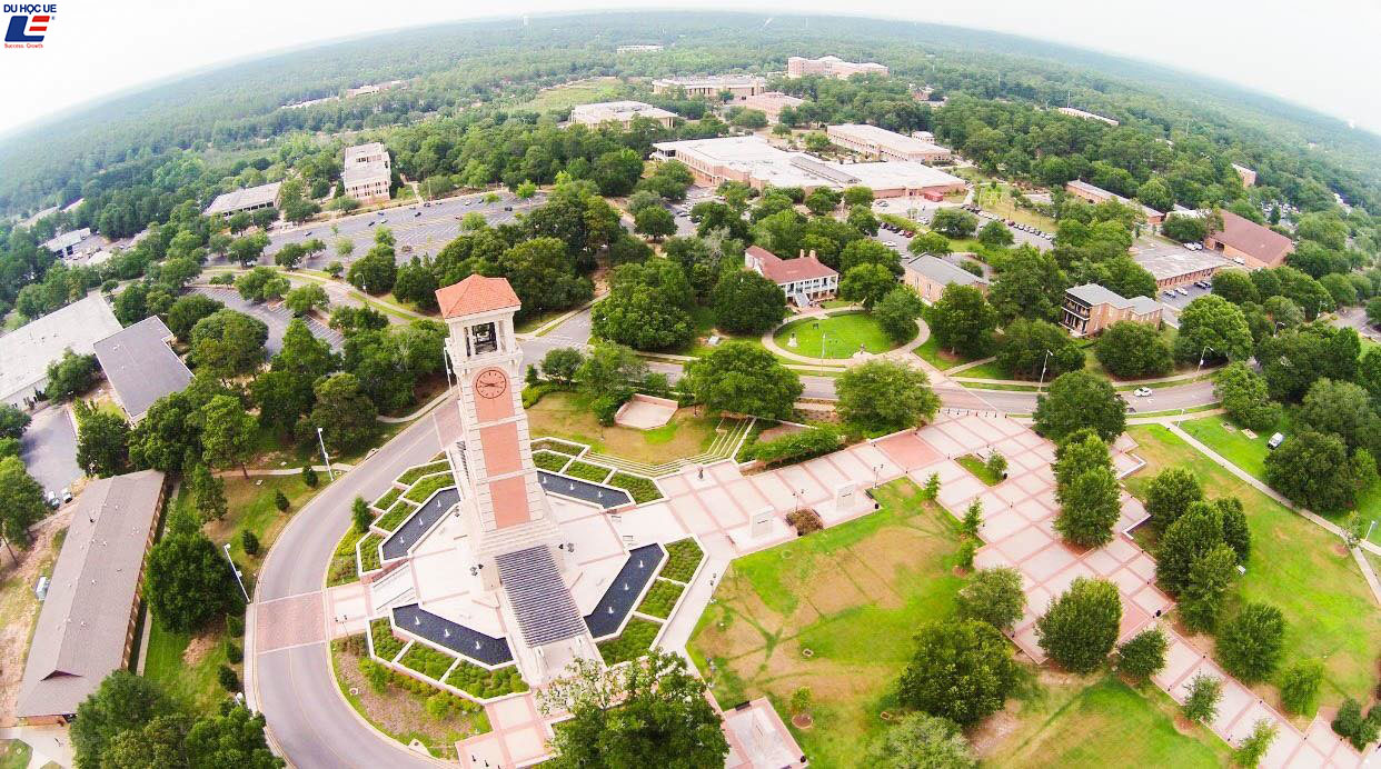 Triển lãm giáo dục Mỹ_Học bổng du học các nước, mùa thu 2019 - University Of South Alabama