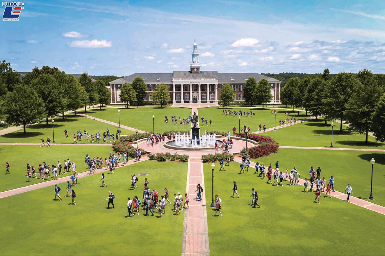 Troy University - Điểm bắt đầu của hành trình chạm đến ước mơ