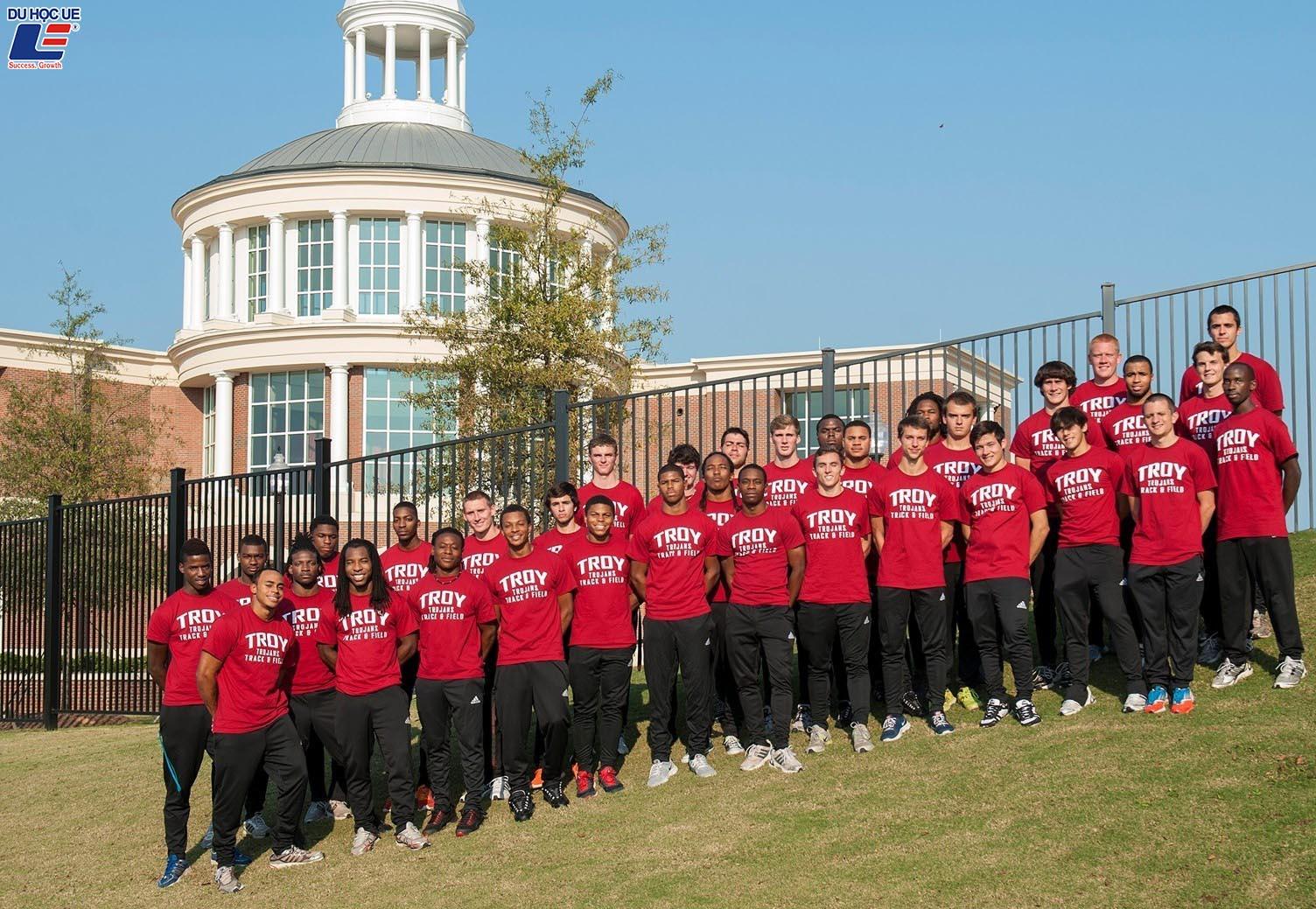 Troy University - Điểm bắt đầu của hành trình chạm đến ước mơ 5