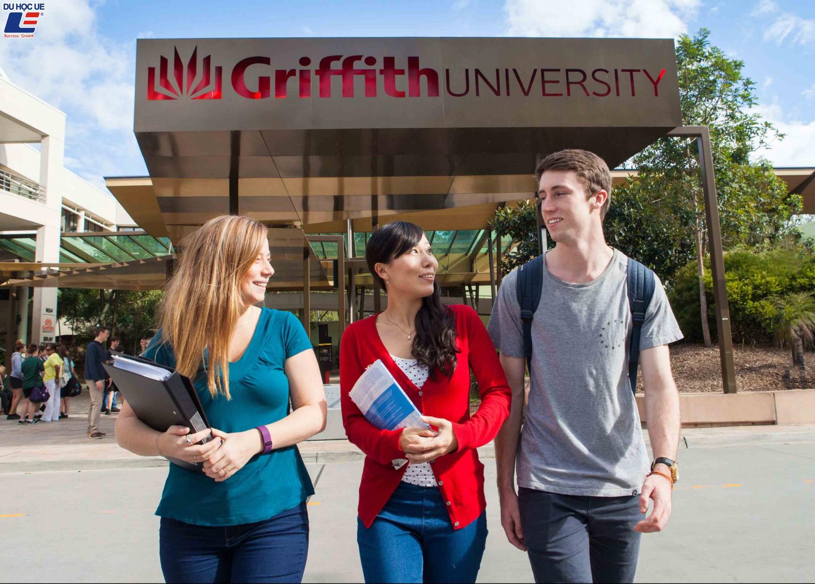 Trường Đại học Griffith University, Úc 2