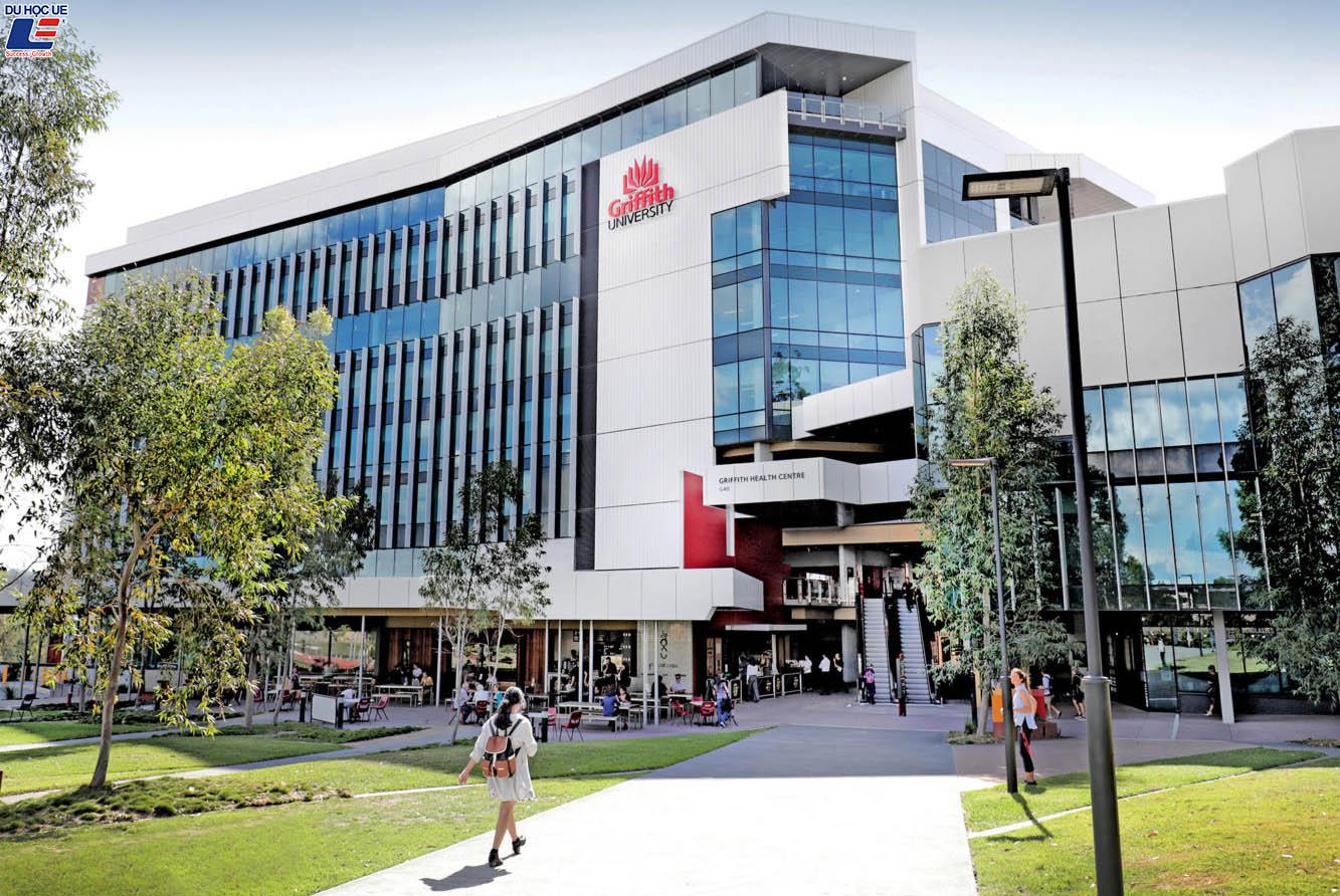 Trường Đại học Griffith University, Úc