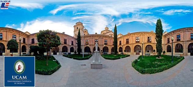 Universidad CatólicaSan Antonio de Murcia, UCAM 1