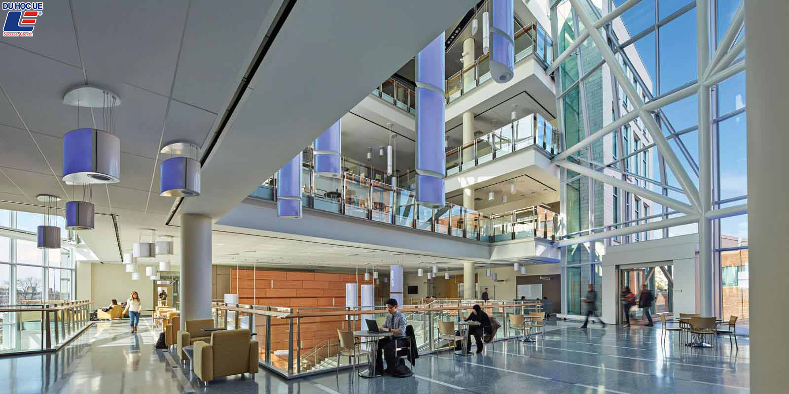 University Of Massachusetts Boston - Điểm đến của những nghiên cứu sinh 3