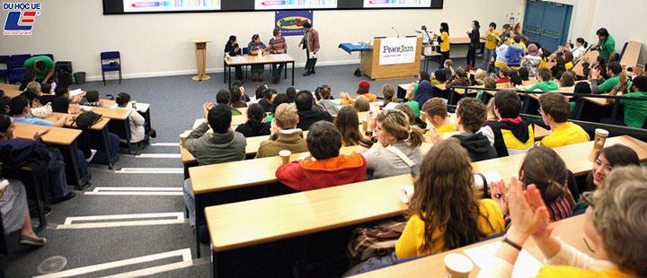University of Bradford, Đại học Bradford 3