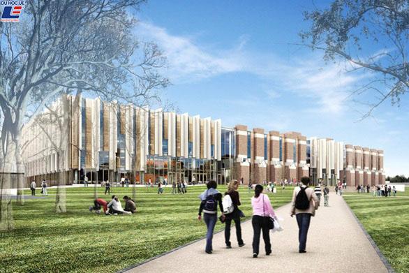 University of Kent, Đại học Kent 1