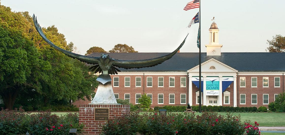 University of North Carolina Wilmington – đại học công lập 70 tuổi tại Bắc Carolina