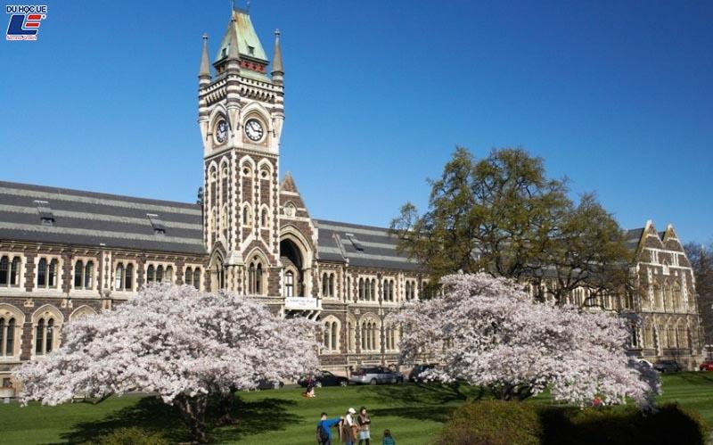 University of Otago, Đại học Otago 1