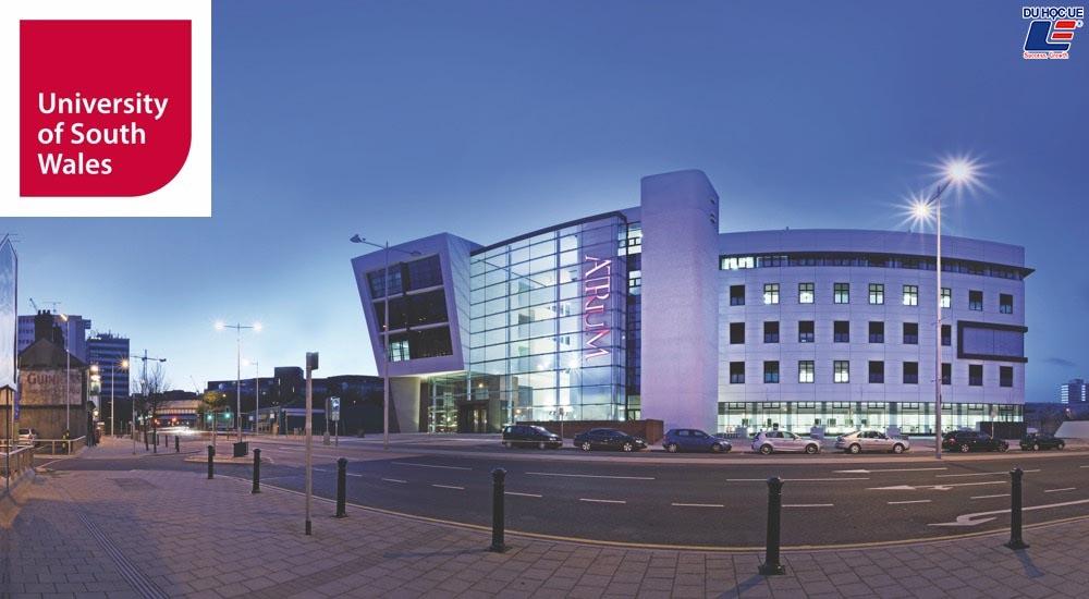 University of South Wales, Đại học South Wales 1