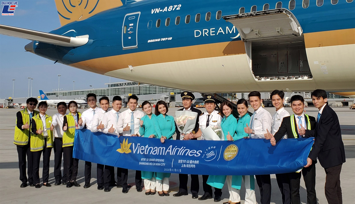 Vietnam Airlines chính thức mở lại đường bay quốc tế từ 1/7 2