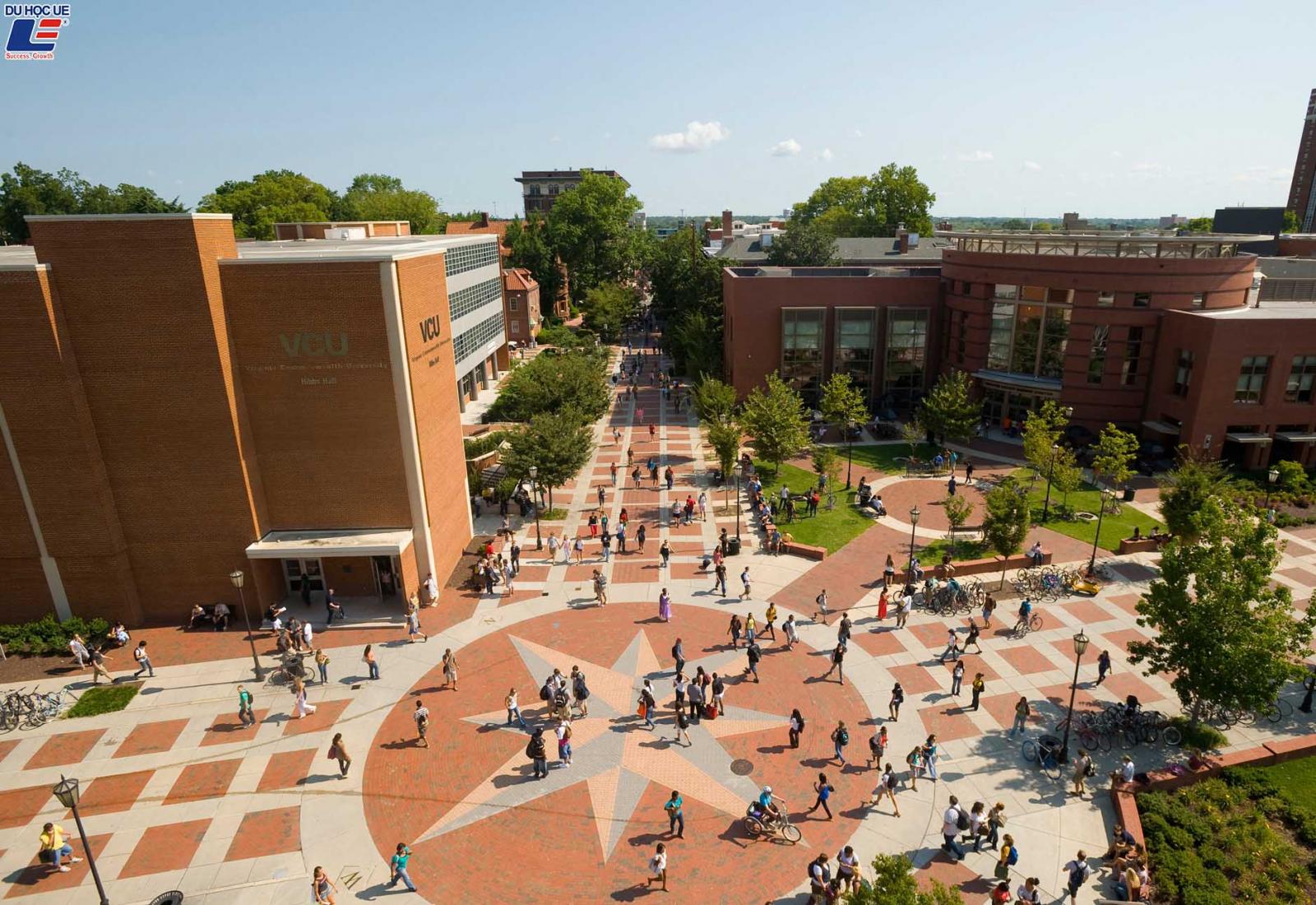 Virginia Commonwealth University - Trường Đại học nghiên cứu hàng đầu tại Mỹ