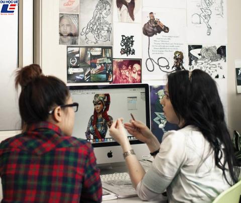 Yoobee School of Design, Trường Yoobee 1