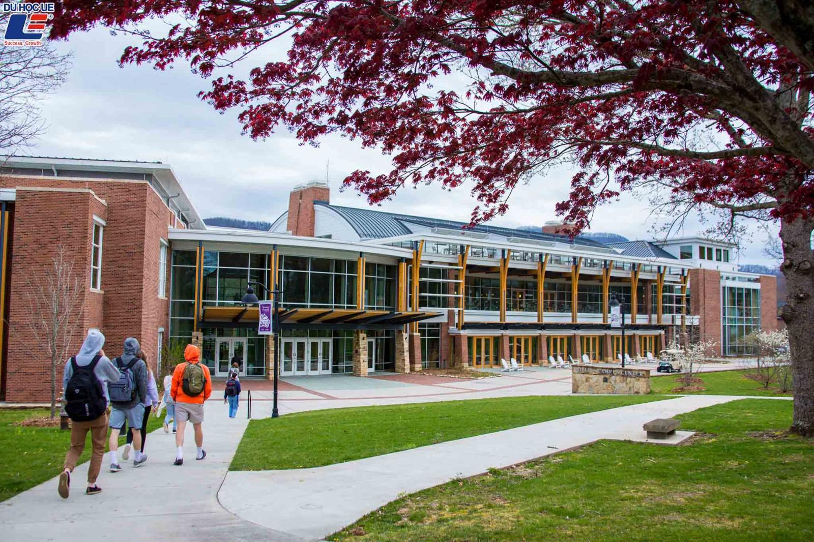 Young Harris College - Trường nhỏ học bổng to tại Mỹ 2