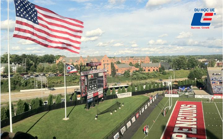 Youngstown State University - Top trường Đại học tốt nhất nước Mỹ